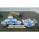 parcel tea set mahal